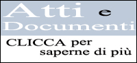 CLICCA  qui per andare nella sezione Atti e documenti